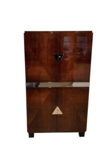 Art Deco bar cabinet 1940
